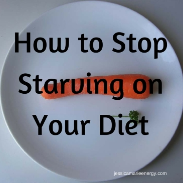 How to Stop Starving on Your Diet sm